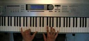 """Play """"If I Ain't Got You"""" by Alicia Keys on the piano"""