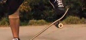 Master the basics of skateboarding