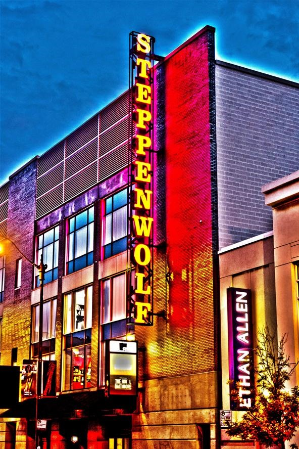 Vibrant Color Photography Challenge: Steppenwolf