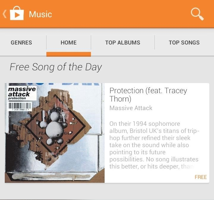 Never Miss Another Track: Get Daily Reminders for Google Play's Free Song of the Day on Your Samsung Galaxy Note 2