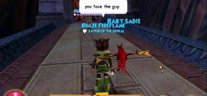 Do tricks and glitches in Wizard101