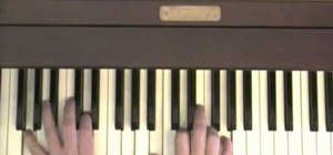 "Play ""Your Mother Should Know"" by the Beatles on the piano"