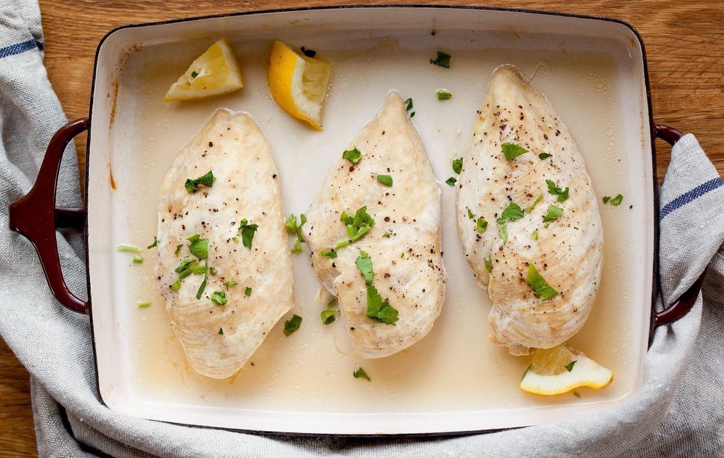 how to get moist chicken breast