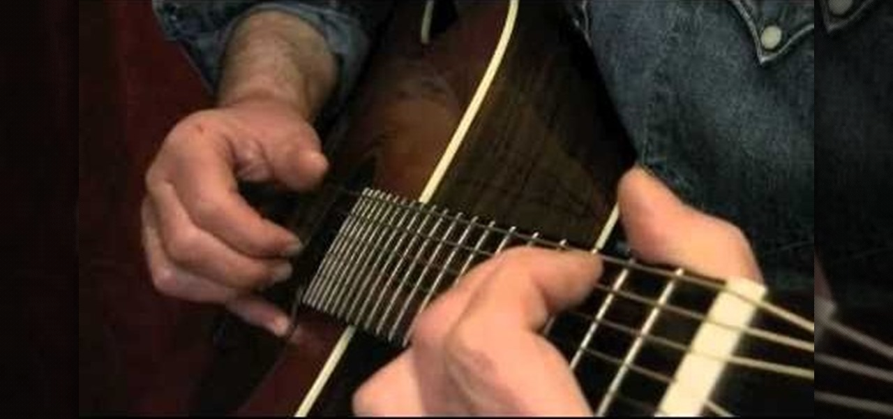 How To Play The Guitar Chords To Handle With Care By The Traveling