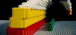 Lego 8 Bit Trip