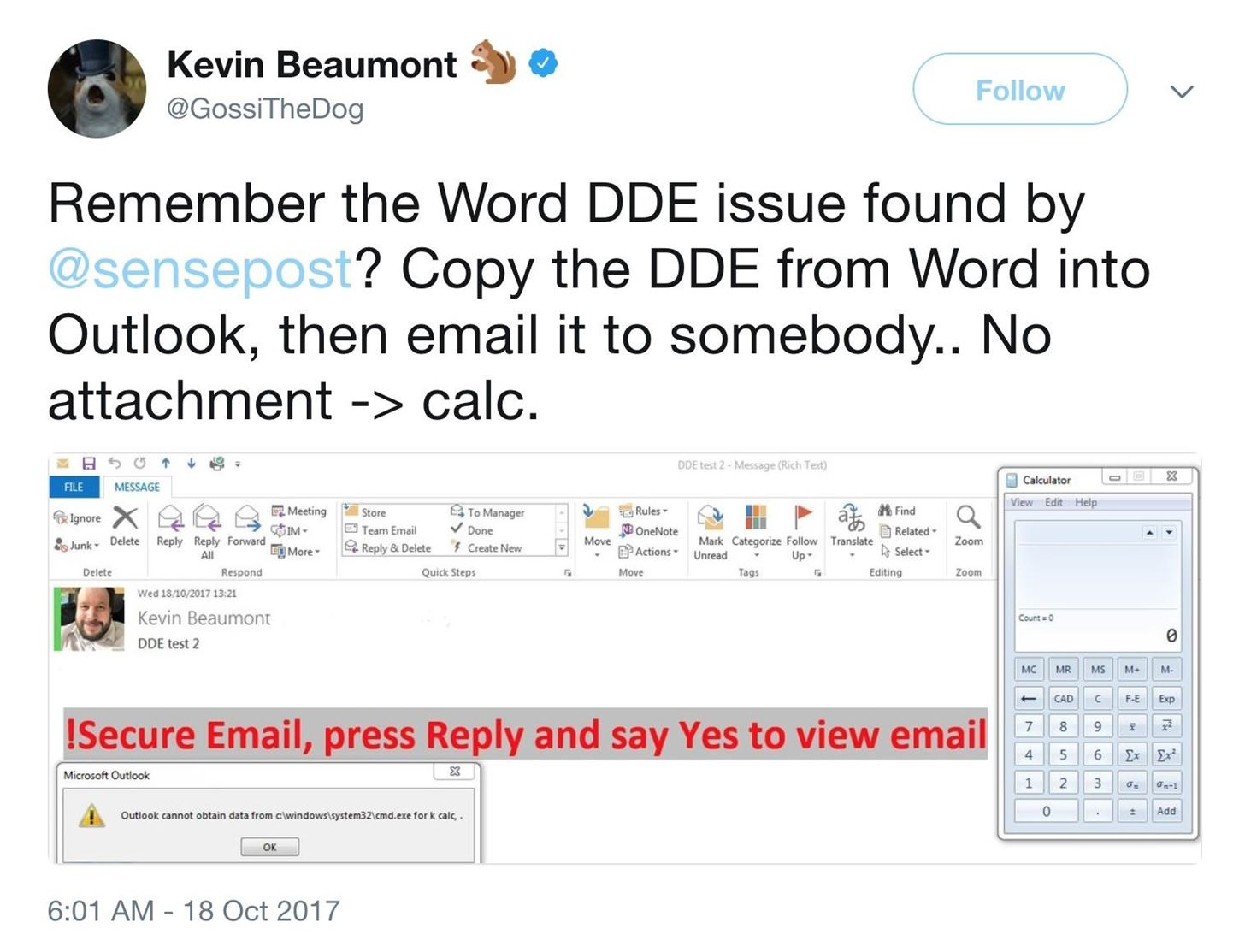 How to Exploit DDE in Microsoft Office & Defend Against DDE-Based
