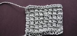 Knit the Bamboo Stitch