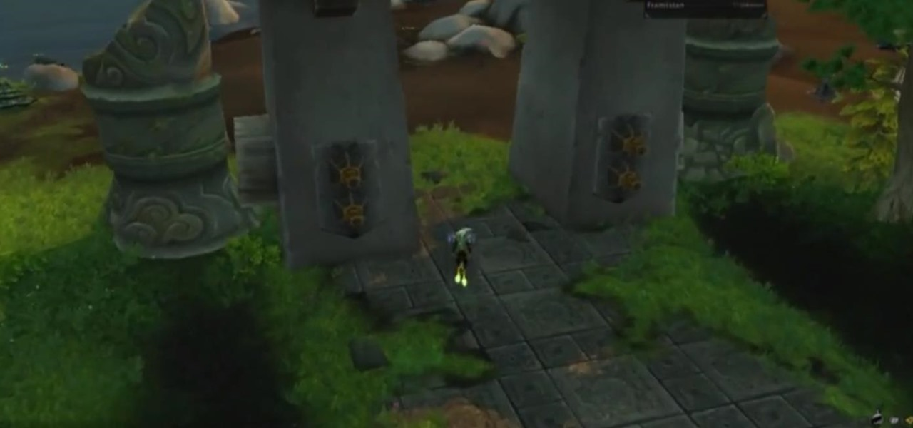 Quick Travel Anywhere on Timeless Isle in World of Warcraft