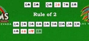 Count odds and outs in Texas Hold'em poker