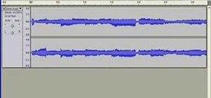 Edit videos in Audacity