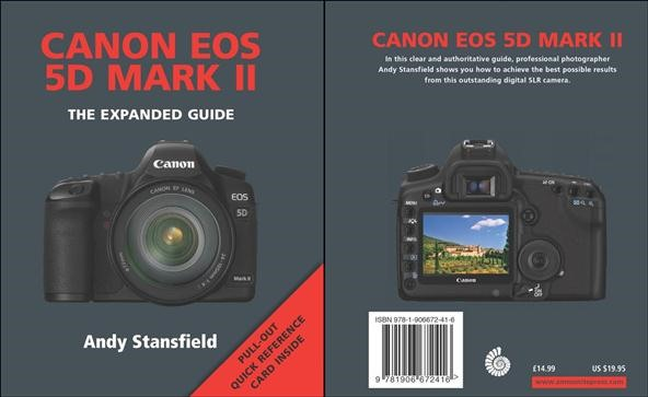 The Best Books for Mastering Your Canon EOS 5D Mark II DSLR
