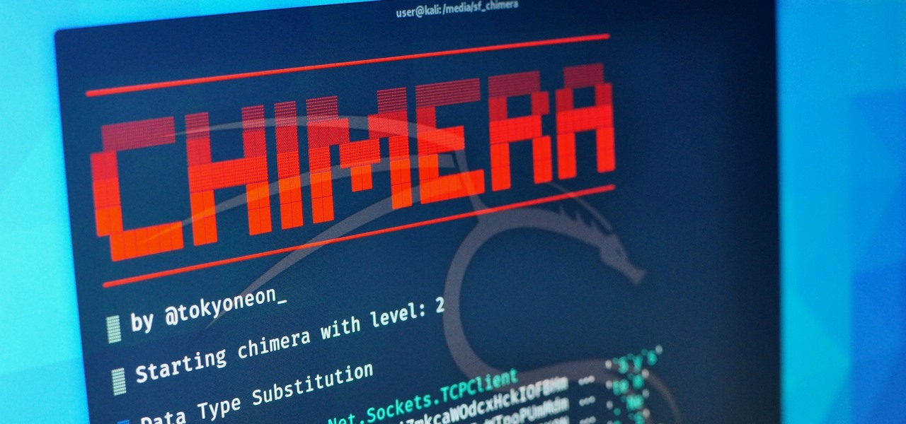 How to Bypass VirusTotal & AMSI Detection Signatures with Chimera