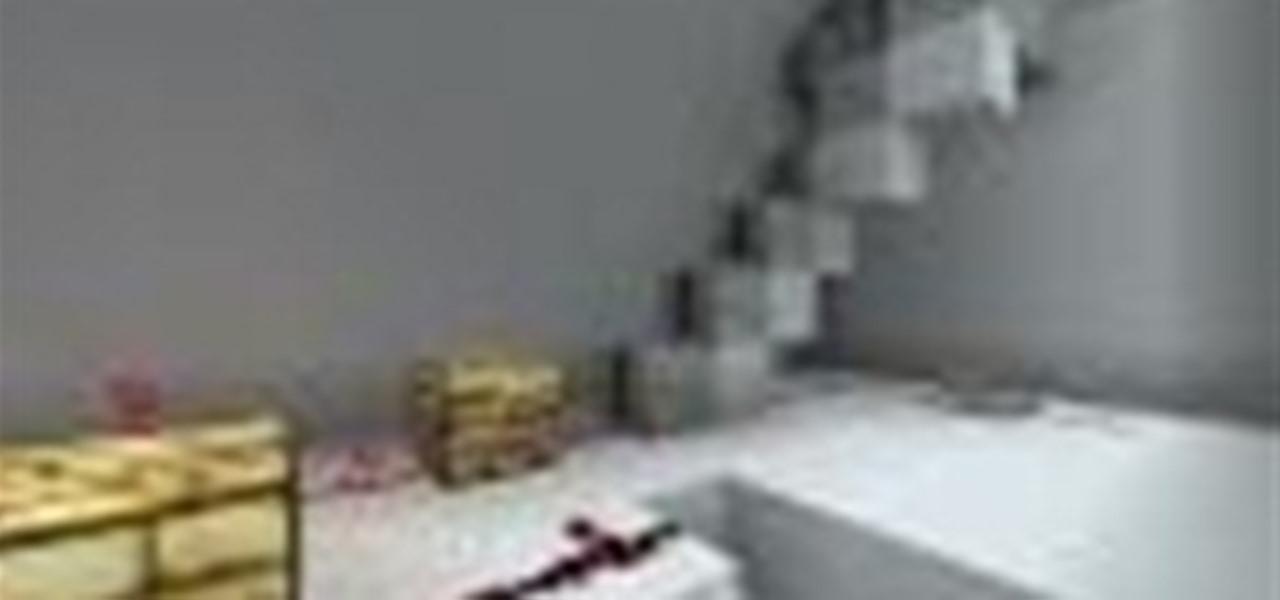 Minecraft how to make secret piston doors in minecraft for 10 ways to make a secret door in minecraft