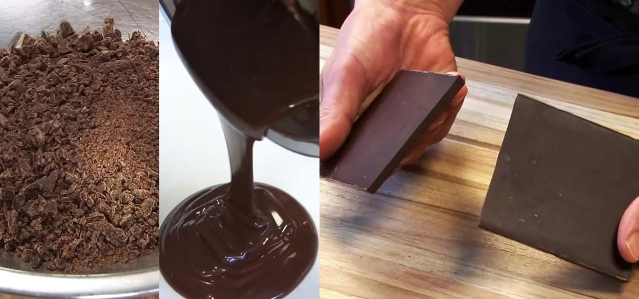 Temper Chocolate & Why You Should Never Skip This Step at Home