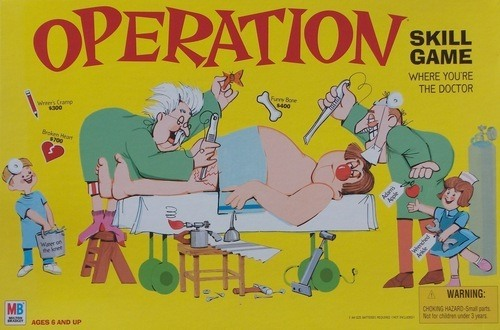 Operation in Real Life