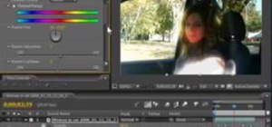 Create a ghost effect in After Effects