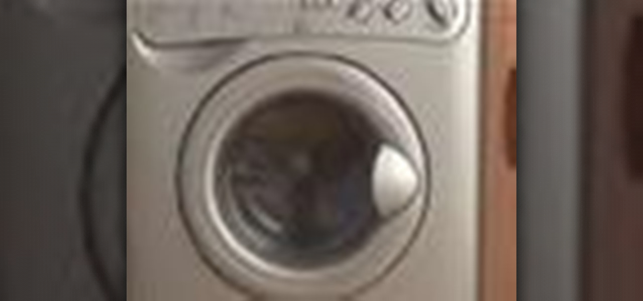 How to troubleshoot common washing machine problems home appliances wonderhowto - Common washing machine problems ...