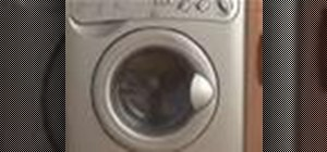 Troubleshoot common washing machine problems