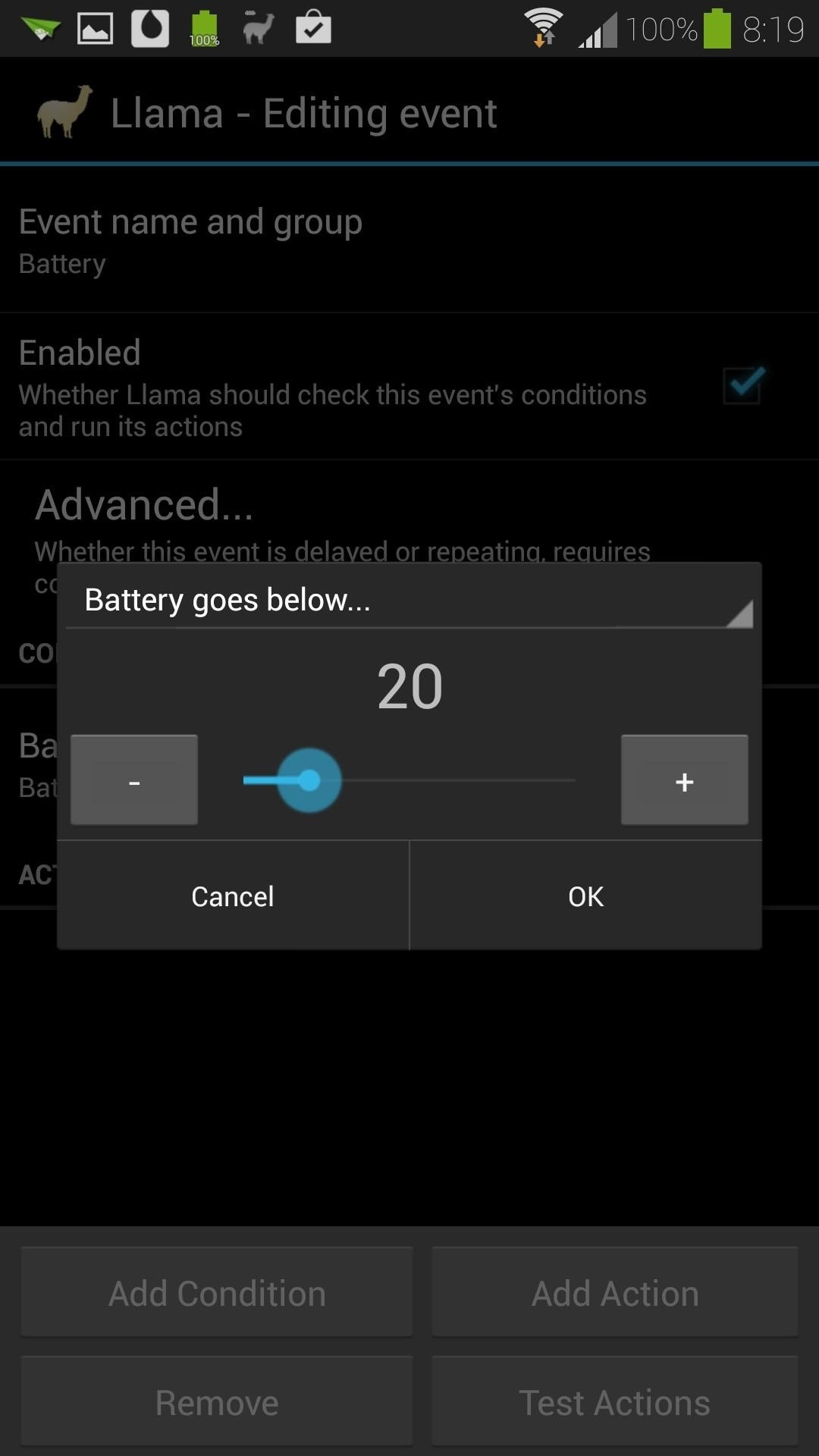 how to automate battery saving mode screen rotation other custom tasks your samsung galaxy s