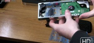 Install an extra HDD into an Xbox 360 HDD