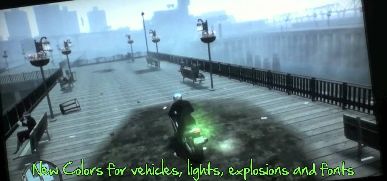 How to Mod GTA IV for PS3 « PlayStation 3 :: WonderHowTo