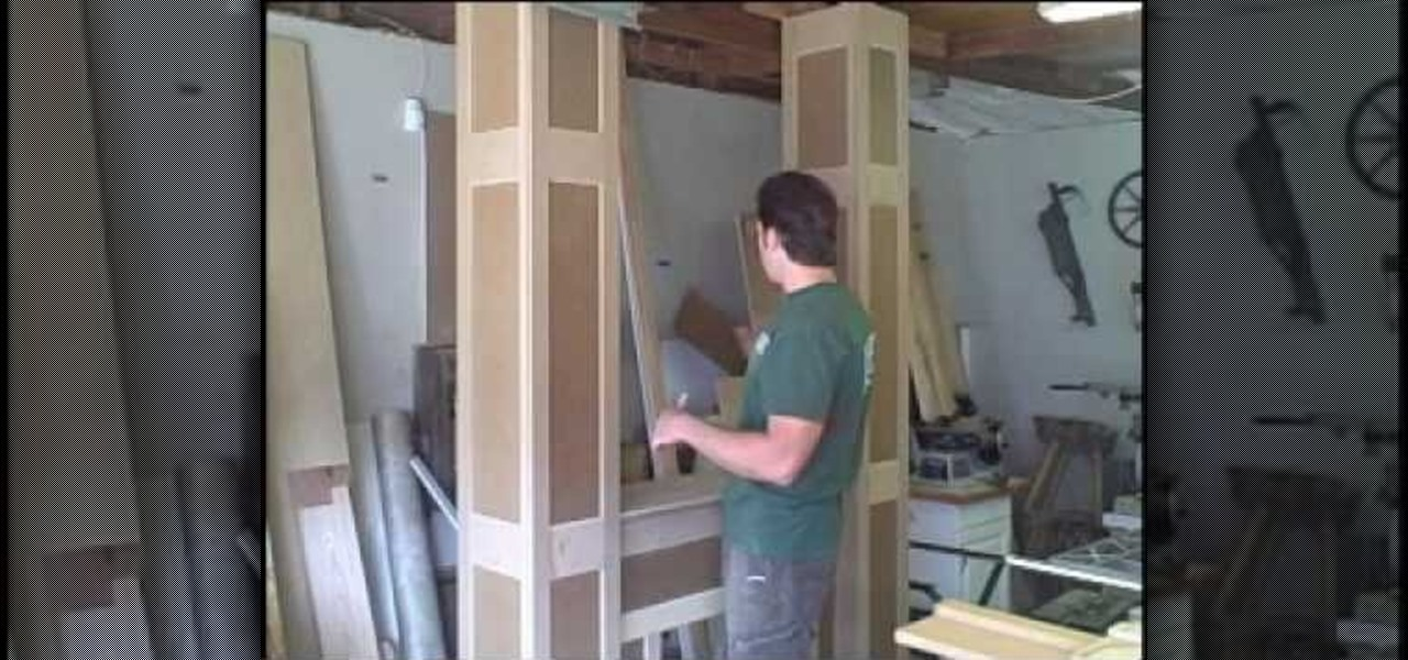 how to build building fireplace mantels video pdf plans