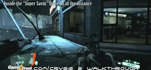 Find all 18 hidden souvenirs in Crysis 2 and get the Tourist achievement