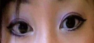 Create a doll-like makeup look