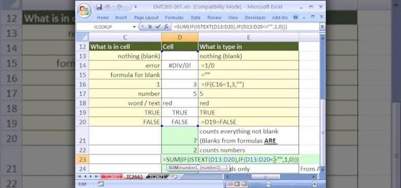 How to Count the Number of Characters in Microsoft Excel