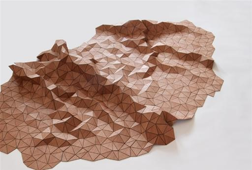 Malleable Wooden Textiles