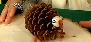 Add Some Turkey & Pilgrim Fun to Thanksgiving with Kid-Friendly Decorative Crafts