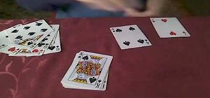"Perform the ""MacDonald's Aces"" card trick"