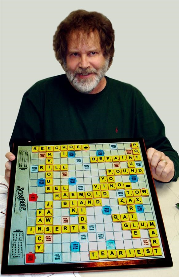 SCRABBLE Expert Breaks Record