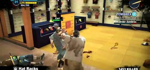Beat the Mail Order Zombrex battle in Dead Rising 2