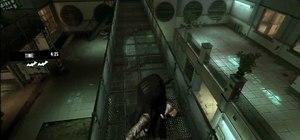 Properly fight bad guys in Batman: Arkham Asylum