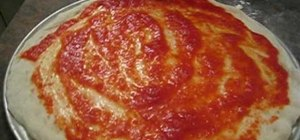 how to make italian pizza sauce at home