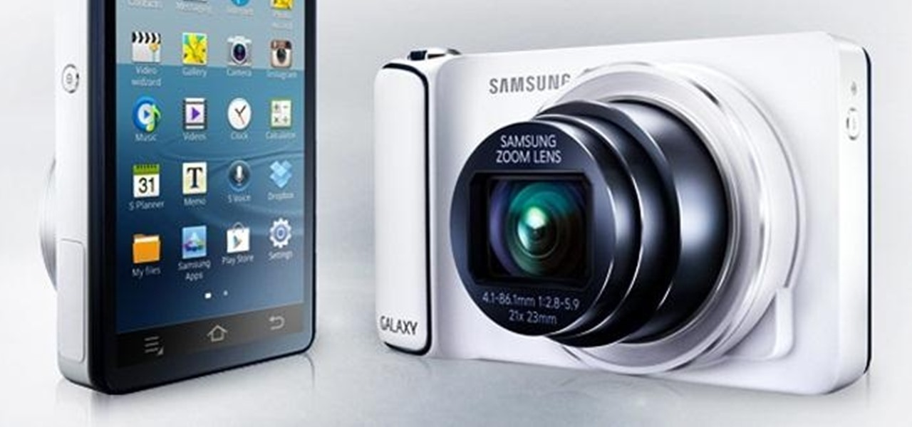 Root Your Samsung Galaxy Camera with CF AutoRoot