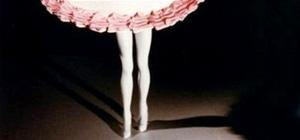 omg, That Ballerina is a Beautiful Cake.