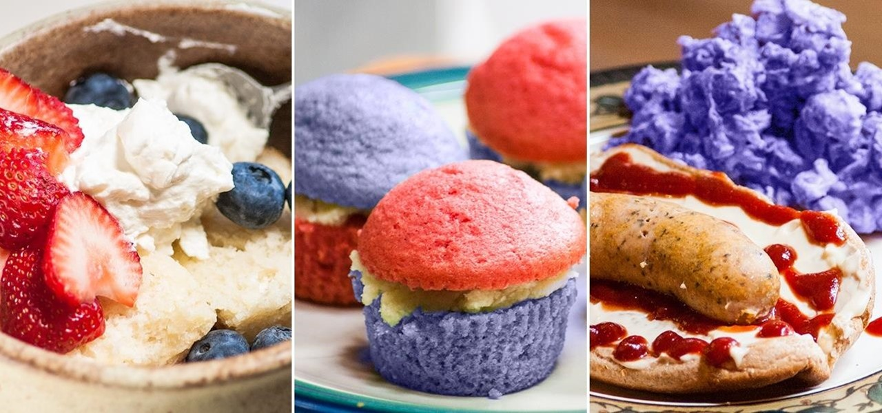 5 Red, White & Blue Foods That Are Perfect for Fourth of July