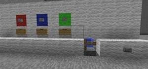 Create a Redstone Sorting Machine in Minecraft