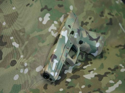 Get Your Gun Custom Painted