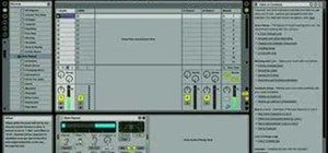 Use the BeatRepeat effect in Ableton Live