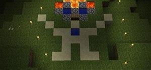 Minecraft Mascot