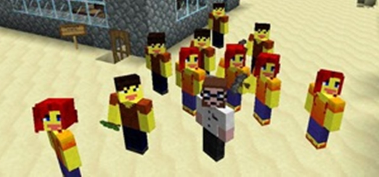 News: Want to Play More Minecraft? This Teacher Will Show Your Parents Its Educational Side