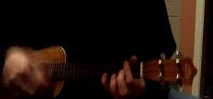 "Play ""Hanohano Hawaii"" on the ukulele in the key of A"