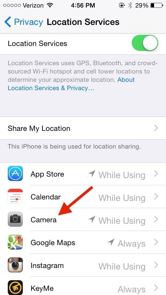 Search Your iPhone Photos by Date or Location in iOS 8
