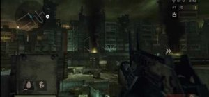 Use the ISA M327 grenade launcher in Killzone 2
