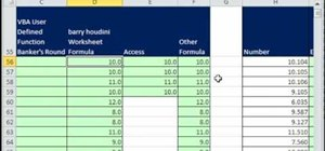Do bankers' and arithmetical rounding ways in MS Excel