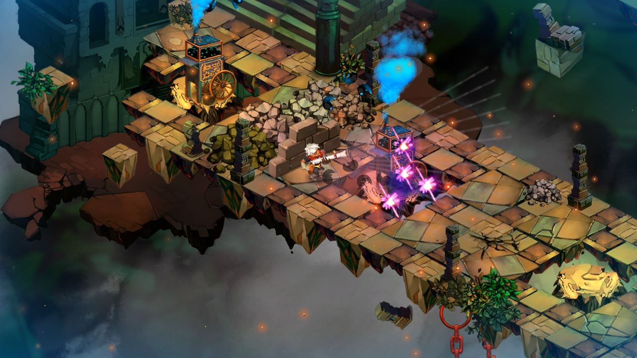 Bastion Joins the Pantheon of All-Time Great Downloadable Games