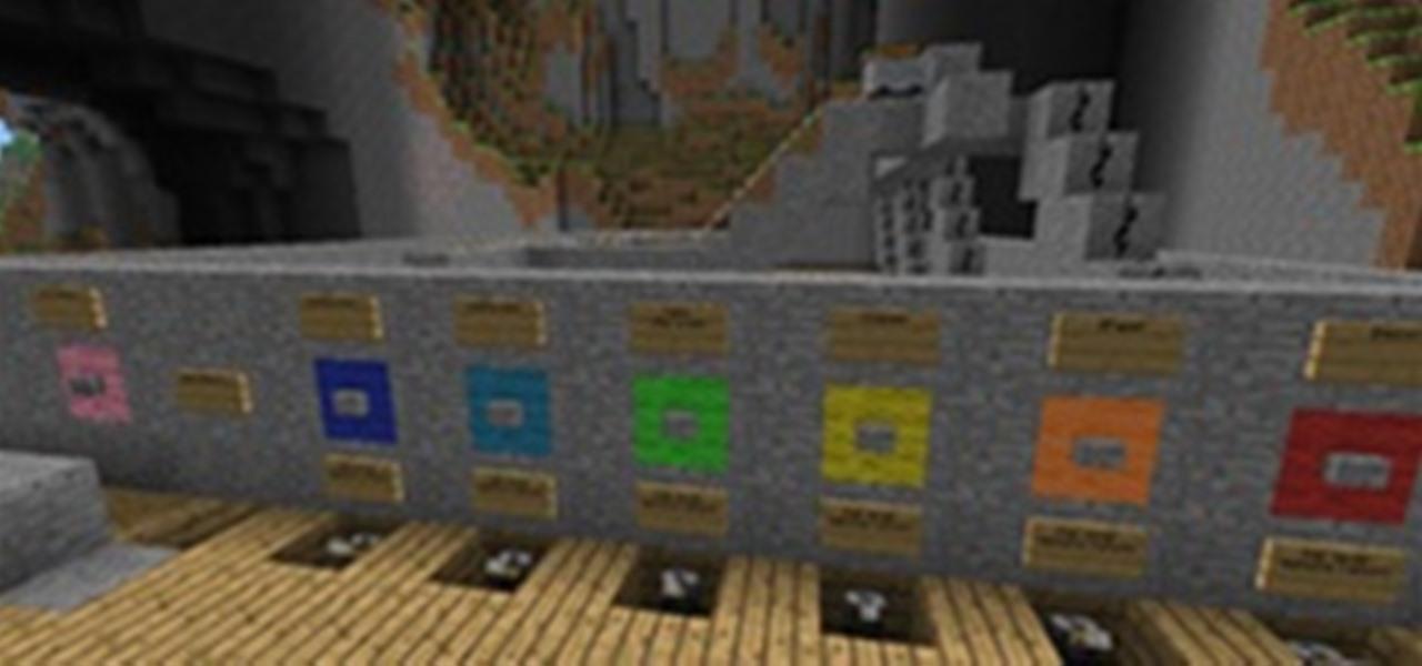 Minecraft World S Weekly Workshop Building A Redstone